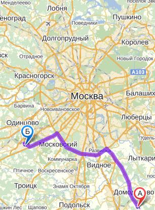 карта аэропорт внуково